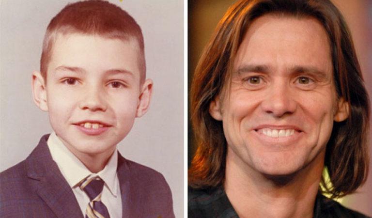 20+ fotó hírességekről, amikor még gyerekek voltak. Garantált a mosolygás! :)